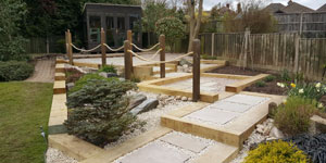 Paving & patios in Leicestershire